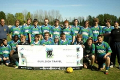 St Bernadettes RFC U15's - Rugby Tour to the Worthing Junior Festival 2009