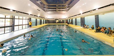 The VE Festival 2020 Indoor Heated Swimming Pool