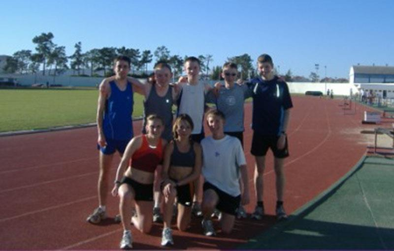 Warm Weather Athletics Training Camps from Burleigh Travel
