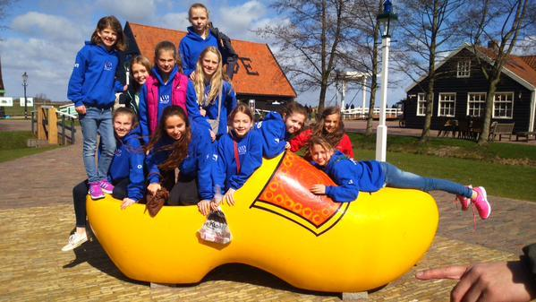 Witchurch Hockey Club Tour To Holland