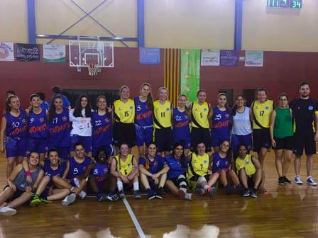 Basketball tours to Spain