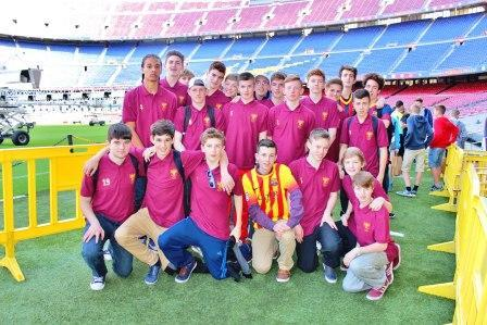 The Catalonia Junior Football & Netball Festival