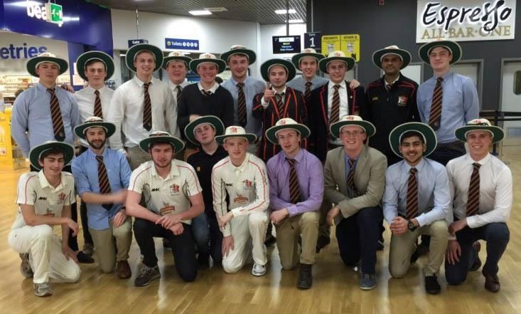 Cardiff University CC Cricket Tour To Spain 2016