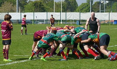 The Halloween Rugy Festival at Doncaster Rugby Club