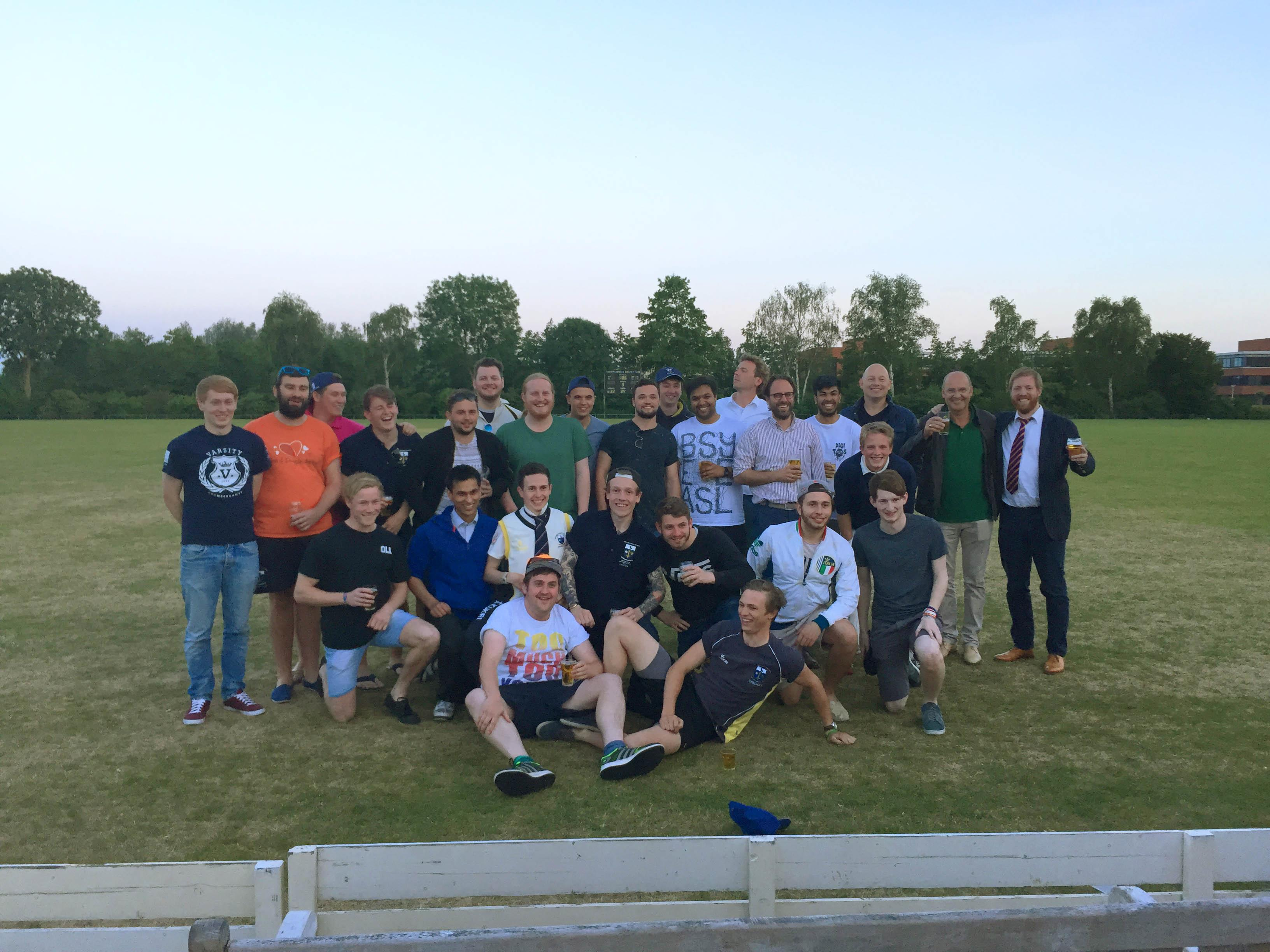 Hull University Cricket Tour To Amsterdam