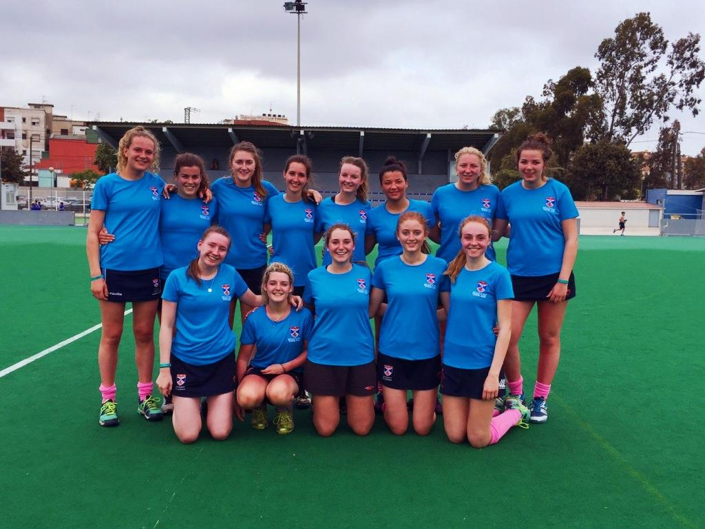 University Of St Andrews Hockey Tour To Lloret De Mar