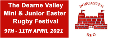 The Dearne Valley Easter Rugby Festival 2021