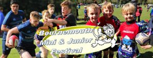 The Bournemouth Mini & Junior Rugby Festival 2021