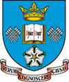 University Of Sheffield Coat Of Arms 1