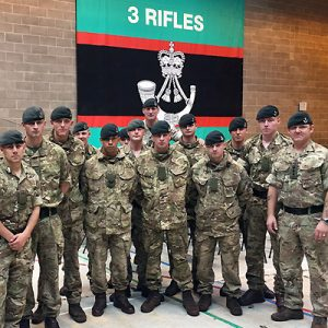 Armed Forces Sports Tour Gallery